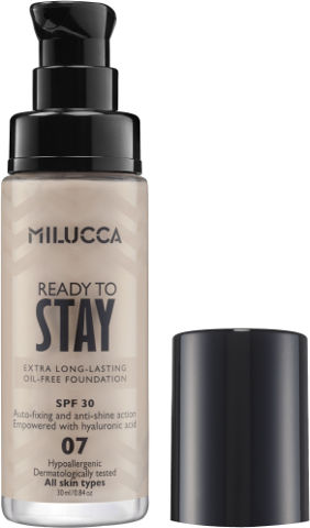READY TO STAY Oil-Free Foundation