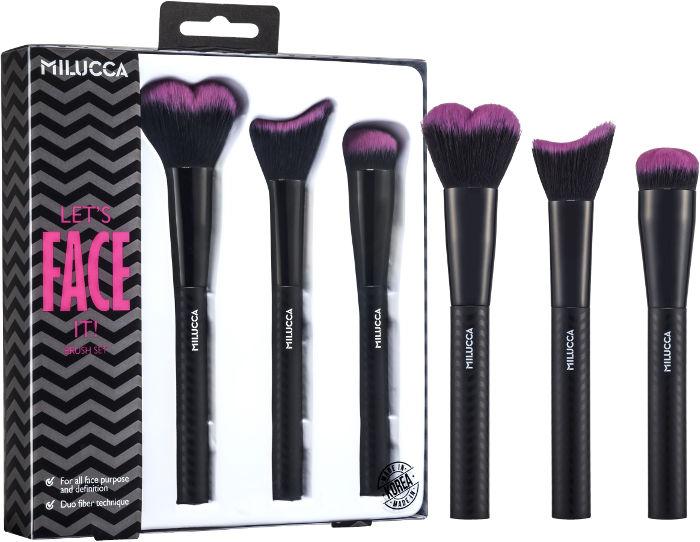 Makeup Brushes Set Zara